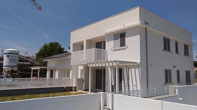 Edificio trifamiliare in classe energetica